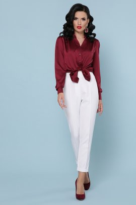 Шовкова блуза