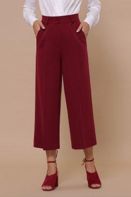 Стильні брюки кюлоти