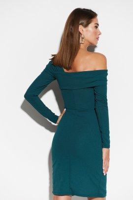 Сукня з асиметричним верхом