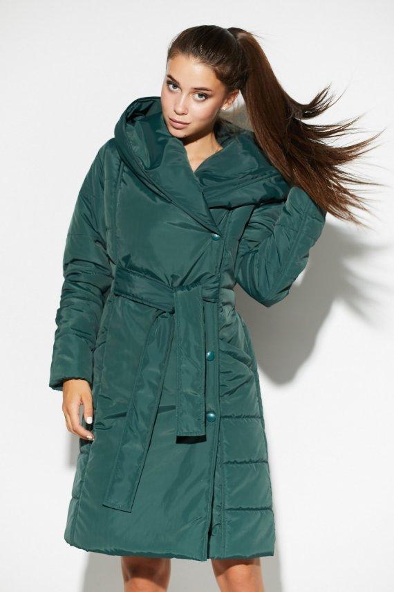 Коротка куртка ковдра