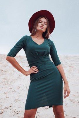 Сукня сілуетна