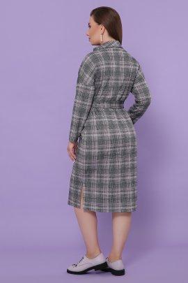 Тепла сукня великих розмірів