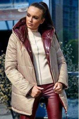 Двостороння коротка куртка