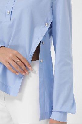 Рубашка з бічними кнопками