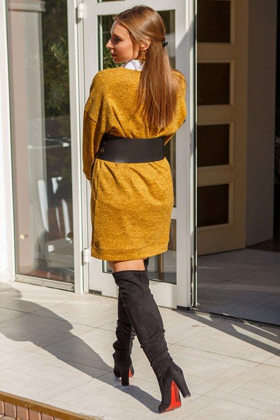 Плаття-туніка з ангори