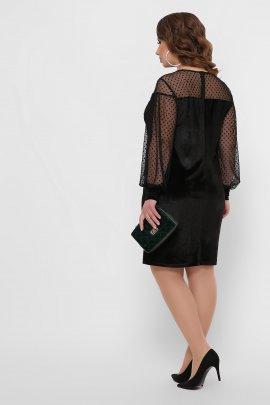 Коктейльна сукня міні батал