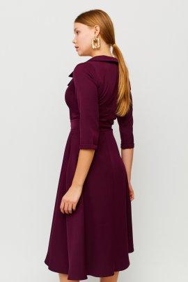 Сукня-сорочка з костюмки