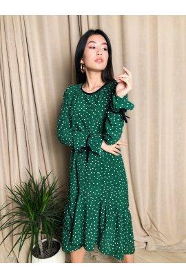 Чарівне сукня з принтом