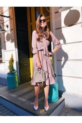 Ніжна сукня з принтом