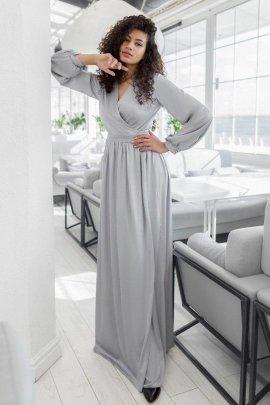 Розкішна сукня на запах