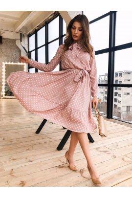 Платье под резинку