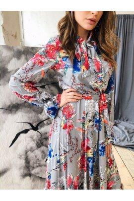 Романтична сукня міді