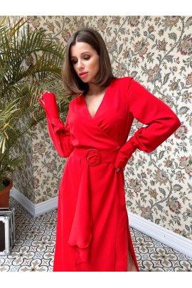 Повітряна весняна сукня