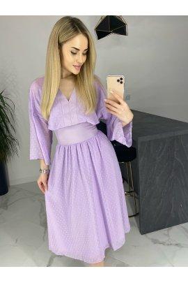 Розкішна сукня з акцентом на талії