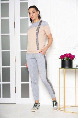 Костюм повсякденний (футболка, брюки)