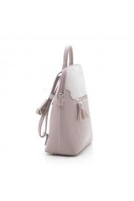 Рюкзак з вставками з нубука