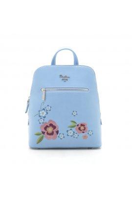 Романтичний рюкзак з вишивкою