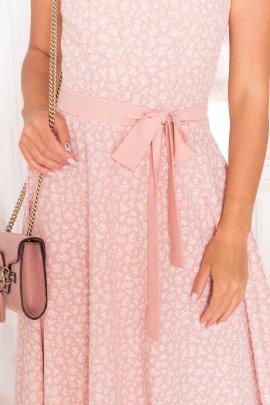 Сукня з мереживом на спідниці