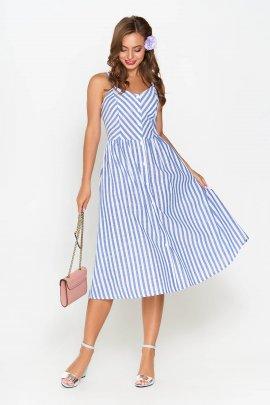 Сукня-сорочка бавовна з вишивкою