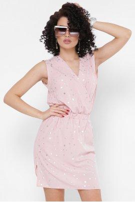 Платье с блестящими звездами