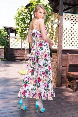 Сукня на запах size+