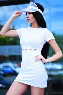 Повсякденна сукня-футболка